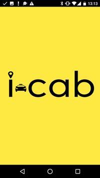 i Cab Taxi Lanarkshire poster