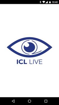 ICL Live poster