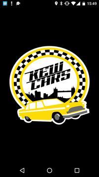 Kew Cars poster