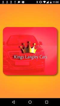 Kings Langley Cars poster