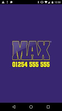 Max Cabs poster