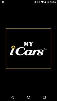 My iCars poster