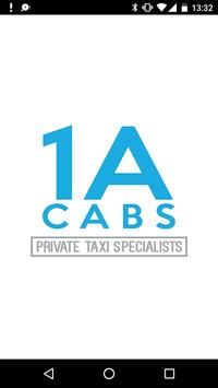 1A Cabs poster