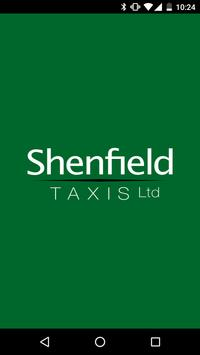 Shenfield Taxis poster