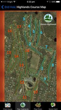 Dennis Golf apk screenshot