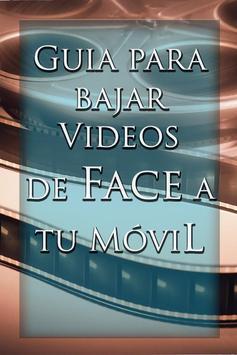 Bajar Videos de Face A Mi Celular Guía Gratis screenshot 3