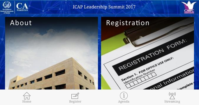 ICAP Leadership Summit 2017 screenshot 5