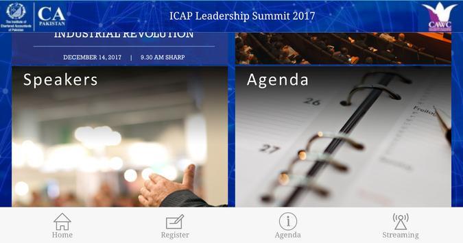 ICAP Leadership Summit 2017 screenshot 6