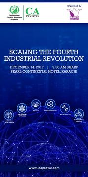 ICAP Leadership Summit 2017 poster