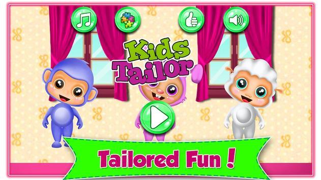 Kids Tailor Boutique-Knit Shop poster