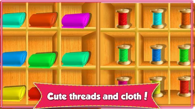 Kids Tailor Boutique-Knit Shop apk screenshot