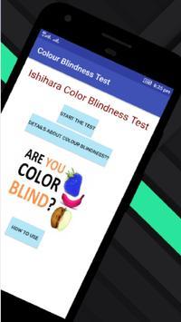 Colour Blindness Test apk screenshot