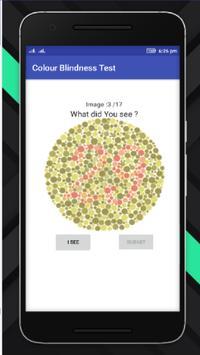 Colour Blindness Test screenshot 3