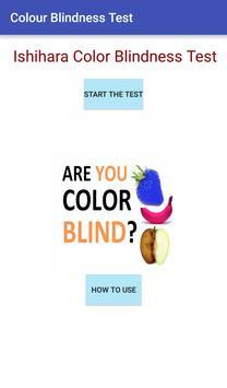 Colour Blindness Test screenshot 5