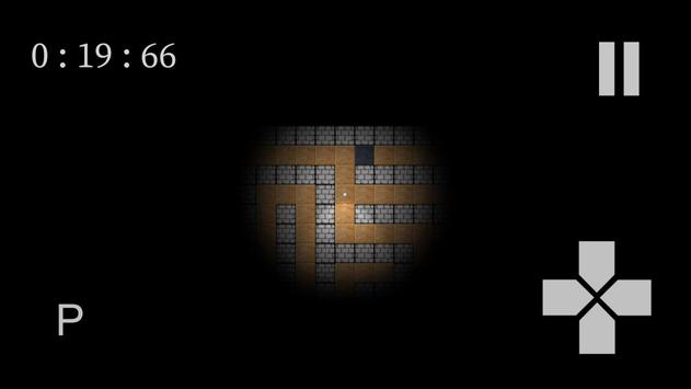 암전 미로찾기 (어둠속에서 찾는 미로 게임) screenshot 1