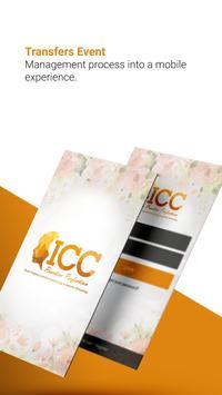 ICC (International Cosmetic Congress) poster