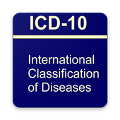ICD-10 International Classification Of Diseases icon
