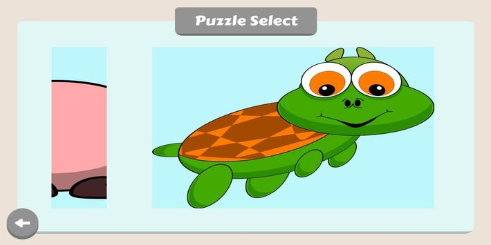 Kids Puzzle - Slide Puzzle screenshot 2