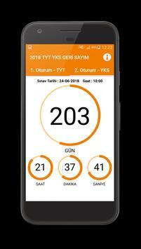 TYT YKS  GERİ SAYIM screenshot 7