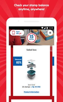 AlfaStamp - Alfamart apk screenshot