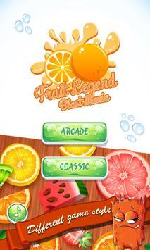 Fruit Legend Blast Mania poster