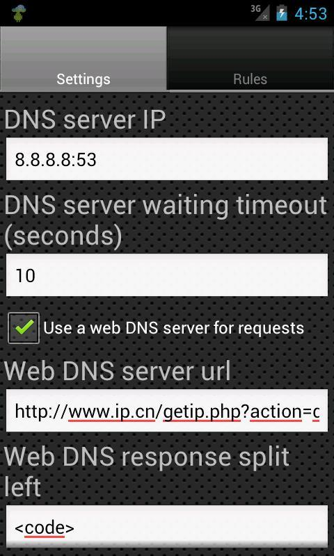 DNS Server for Android - APK Download