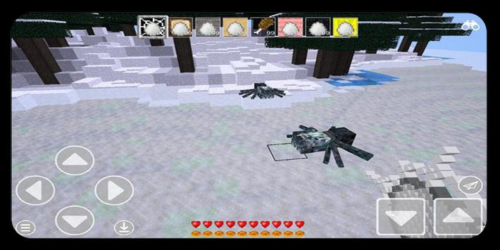 ice craft crafting and survival screenshot 1