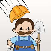 Hard Hat Flip Challenge icon