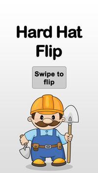 Hard Hat Flip Challenge poster
