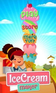 Sky Ice Cream poster