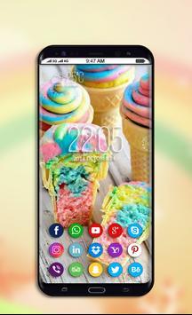 Ice Cream Wallpapers apk screenshot