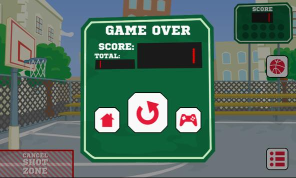 Ten Basket - Basketball Game apk screenshot
