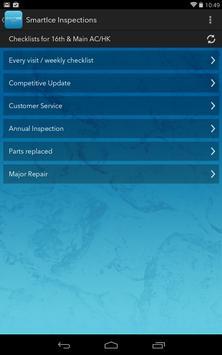 SmartIce INSPECT apk screenshot