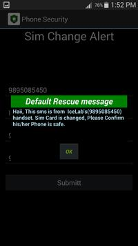 Phone Security screenshot 2