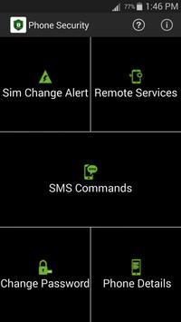 Phone Security screenshot 3
