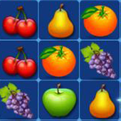 Connected Fruits link match 3 2017 icon