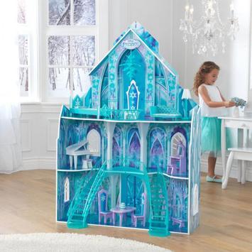 Ice Princess Bedroom Ideas screenshot 4