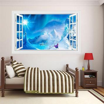 Ice Princess Bedroom Ideas poster