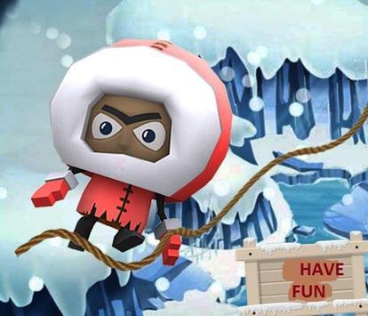 ice ropes climb jumper apk screenshot