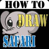 HowToDraw Safari icon