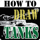HowToDraw Tanks icon