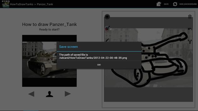 HowToDraw Tanks screenshot 5
