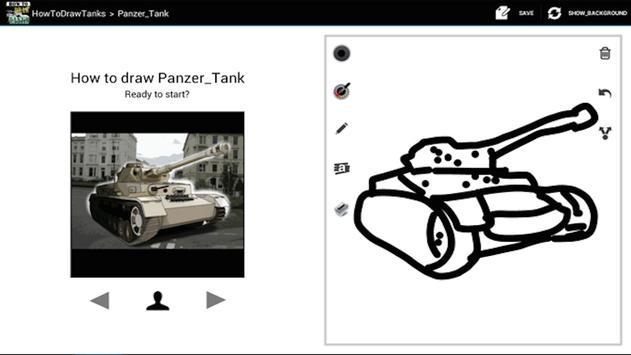 HowToDraw Tanks screenshot 9