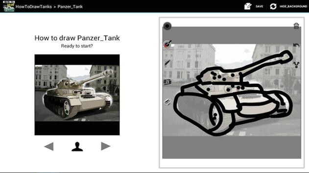 HowToDraw Tanks poster