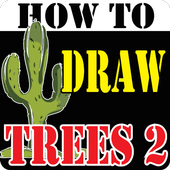 HowToDraw Tree2 icon