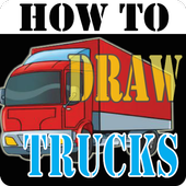 HowToDraw Trucks icon