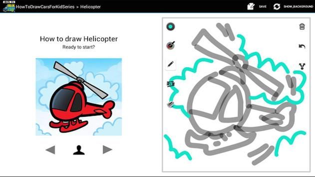 HowToDraw CarsForKid screenshot 4