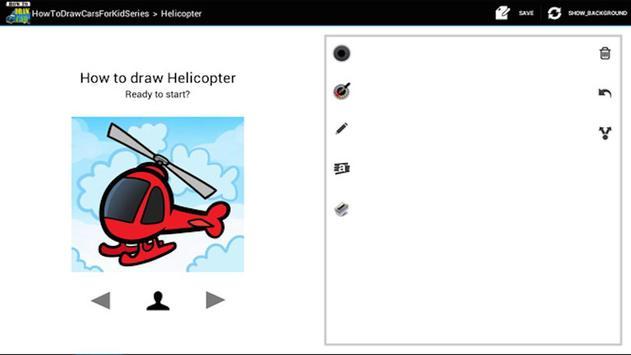 HowToDraw CarsForKid screenshot 7