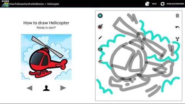 HowToDraw CarsForKid screenshot 9