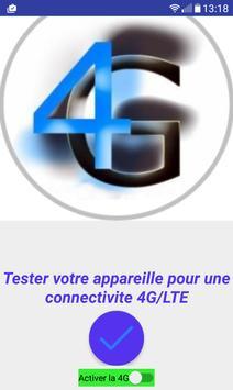 Test4G poster